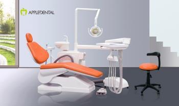 Integrovaná stomatologická souprava APPLEDENTAL pro dentální hygienu, APPLEDENTAL CZ s.r.o.
