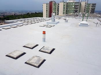 Realizace všech typů plochých střech, Kvapil Petr - střechy a izolace