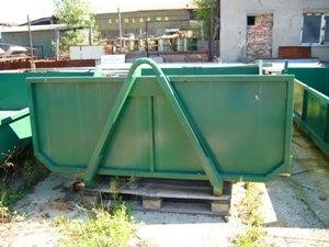 Kovovýroba, kontejner, GROZA s.r.o.