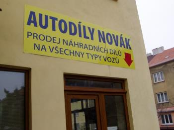 Autodily Novak