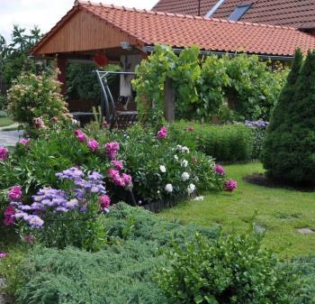 realizace zahrad, Hruška Jiří