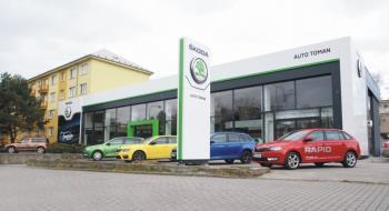 Autosalón Škoda Havířov, Auto Toman, s.r.o. Autosalón Škoda Havířov