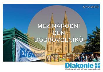 Dobrovolníci v Dobroduši, Dobrovolnictví Diakonie ČCE - SKP v Praze