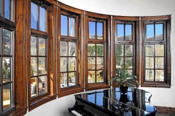 Dřevěná okna na míru, HON-okna, dveře, s.r.o.