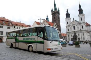 Zájezdová autobusová doprava, ČSAD autobusy Plzeň a.s.
