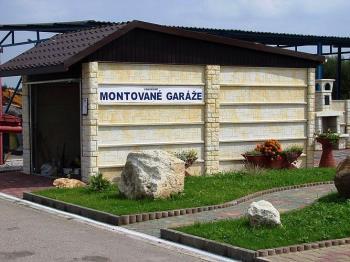 montované garáže, ABC service, obchodní společnost s.r.o.