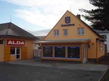 prodejna Husquarna - Opava, ALDA Opava s.r.o.