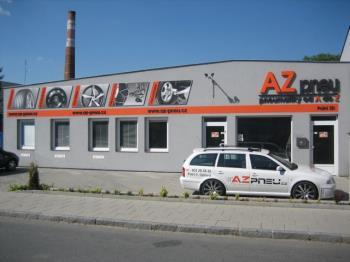 AZ pneu PRO CZ s.r.o. pneumatiky e-shop