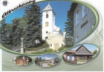 Obec Albrechti�ky Obecn� ��ad
