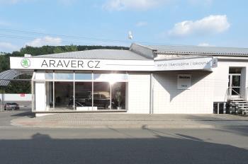 Provozovna ARAVER - Vlčnov, ARAVER CZ, s.r.o.