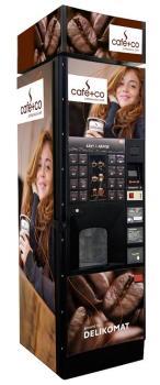 Automat na kávu X1, DELIKOMAT s.r.o.