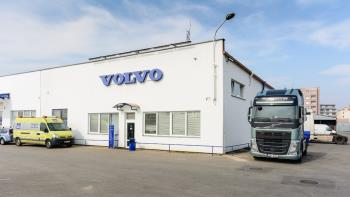 VOLVO Group Czech Republic, s.r.o. Volvo Group Truck Center Brno