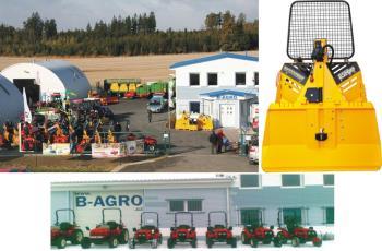 B-AGRO Brezova s.r.o. Zemedelska a lesnicka technika