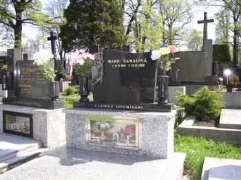 V�roba pomn�k� a n�hrobk� Ostrava, Kamenictv� Vratimov - Martin Badura www.kamenikostrava.cz