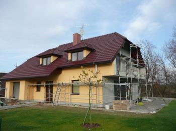 zateplování fasád, Baran - FMB, spol. s r.o. Okna, dveře, vrata, stavba