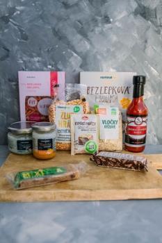 Bezlepkové potraviny, MyFoodMarket, s.r.o. SKLIZENO