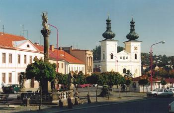 Mesto Bystrice nad Pernstejnem