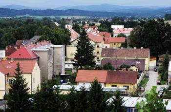 České Velenice, Město České Velenice