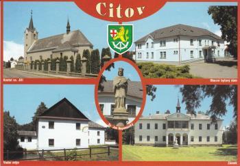Obec Citov
