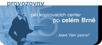 Kopírování, tisk, vazba, Copy Servis Japos s.r.o.