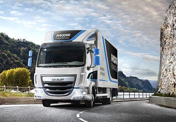 Prodej a servis nákladních vozů DAF, DAF Trucks Praha, s.r.o.