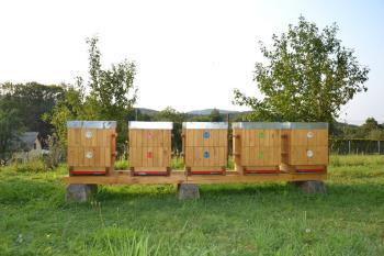 Sestavy nástavkových úlů, Jiří Marek - Včelí úly