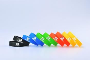 silikonové náramky, Silikonové náramky IdentCORE s.r.o.