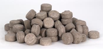 Tabletov�, pomalu rozpustn� hnojiva, ECOLAB Znojmo, spol. s r.o.