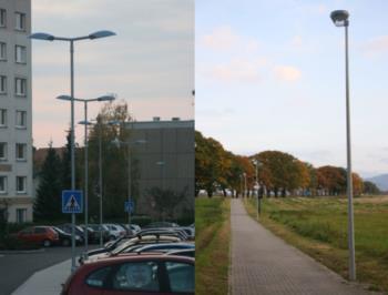 Venkovní osvětlení, EFektivní OSvětlování, s.r.o. EFOS s.r.o.