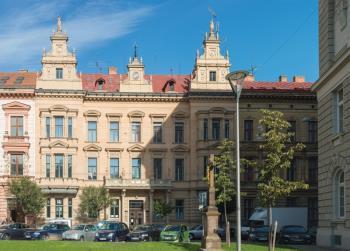 Sídlo firmy v Brně, FABIAN & PARTNERS, advokátní kancelář s.r.o.