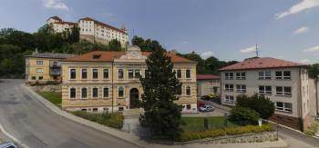 Gymnazium a Stredni odborna skola ekonomicka, Vimperk