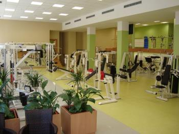 fitness s�l, HEALTH PARK Opava