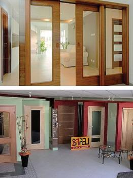 Dveře vchodové, vnitřní, HOSAP dveře, s.r.o.