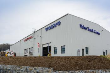 VOLVO Group Czech Republic, s.r.o. Volvo Group Truck Center Humpolec