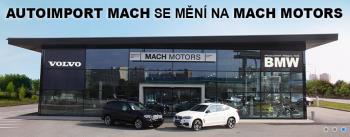 Autobazar, AUTOIMPORT MACH.CZ a.s. Prodej, servis vozů BMW České Budějovice