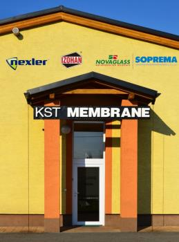 Prodej asfaltové pásy Ostrava, KST MEMBRANE s.r.o.