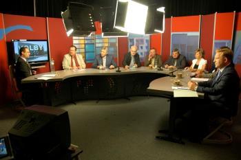 televizní studio, zakázkové natáčení, Kabelová televize Kopřivnice, s.r.o. KTK, s.r.o.