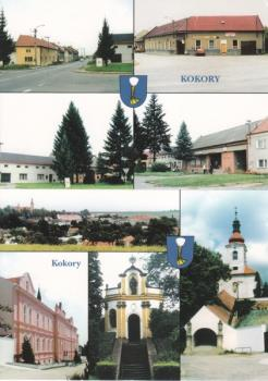 Obec Kokory