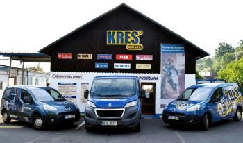 Prodejna nářadí Krnov, KRES spol. s r.o. opravy elektromotorů a čerpadel