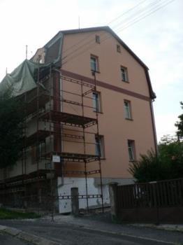Rekonstrukce budov, Lesovská stavební s.r.o.