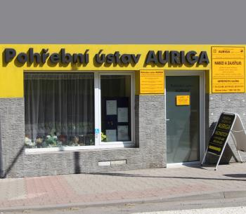 Pohřební ústav AURIGA® spol. s r.o. kancelář Lovosice