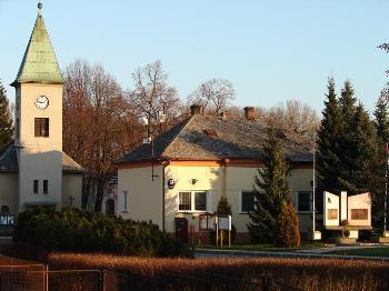Obec Lukavice