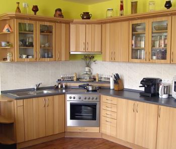 Kuchyně Chábera