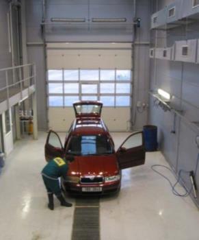 Mytí osobních vozidel, MYJÓMI družstvo invalidů