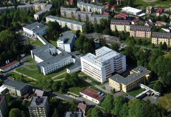 Nemocnice Jablonec nad Nisou, Nemocnice Jablonec nad Nisou, p.o.