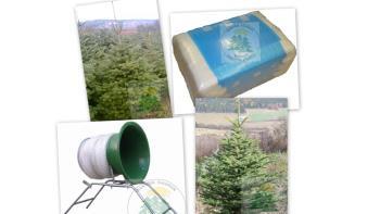 stromky, Franti�ek Valdman-V�no�n� stromky a bal�c� s�t�