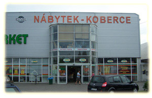 prodejna Strakonice, BNK, akciová společnost