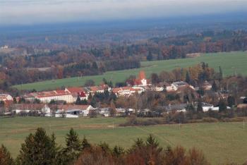 Obec Horní Stropnice, Obec Horní Stropnice