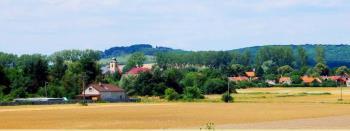 Polabská nížina, Obec Sány