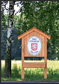Obec Strašnov, Obecní úřad Strašnov